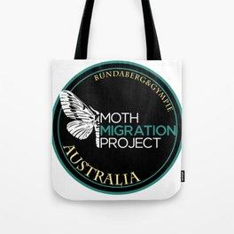 Moth Migration Project-Australia Tote Bag