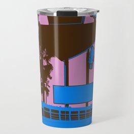 Retro Travel Mug