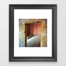 Out - In Framed Art Print