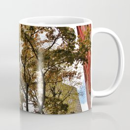 Passing Time Coffee Mug
