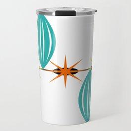 Mid-Century Modern Art 1.5 Travel Mug