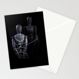 The ties that Bind Stationery Cards