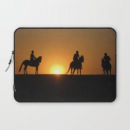 Three Horsemen Laptop Sleeve