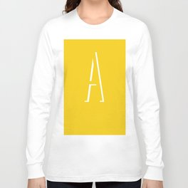 The Letter A Long Sleeve T-shirt