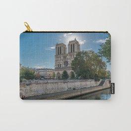 Notre Dame de Paris Cathedral  Carry-All Pouch