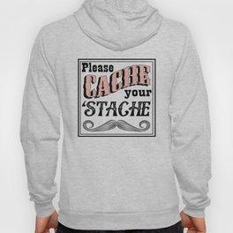 Cache Stache Hoody