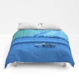 In Rain or Sunshine. Comforters