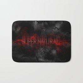 Supernatural darkness Bath Mat