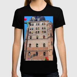 Crazy Industrial Arthouse Vernissage T-shirt