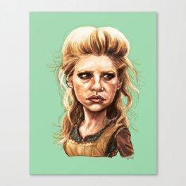 Lagherta Canvas Print