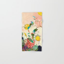 lemon tree Hand & Bath Towel
