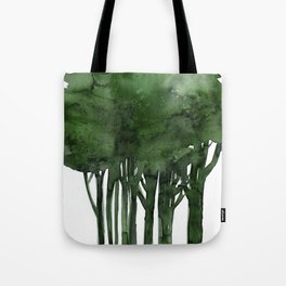 Tree Impressions No.1C by Kathy Morton Stanion Tote Bag