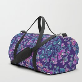 sophia roses by the sea Duffle Bag