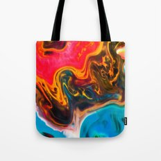 Tributary Tote Bag