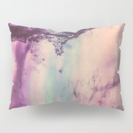 Purple Fluorite from our Earth Pillow Sham