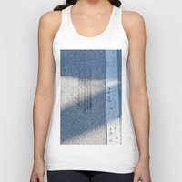 racing Tank Tops featuring STREET RACING by Manuel Estrela 113 Art Miami