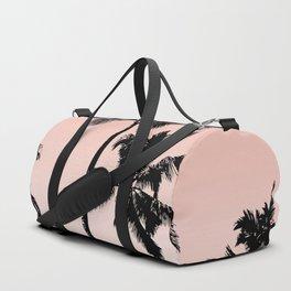 Sunset palms Duffle Bag