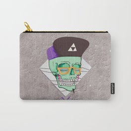 Hell Yeah Skull 3 Carry-All Pouch