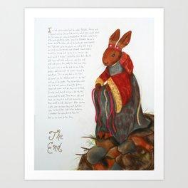 Bellatoki Art Print