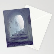 Light at the end of the tunnel Stationery Cards