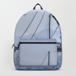 Schooner Yalikavak Marina Bodrum Backpack