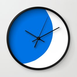 Mid Century Modern Vintage 24 Wall Clock