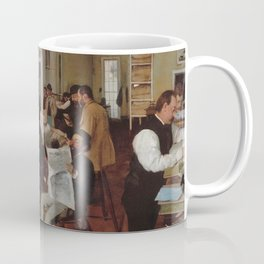 A Cotton Office in New Orleans Coffee Mug