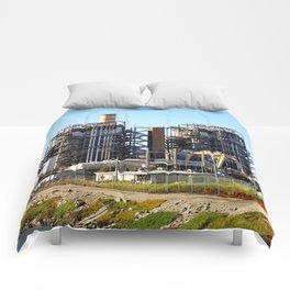 Power Plant Comforters
