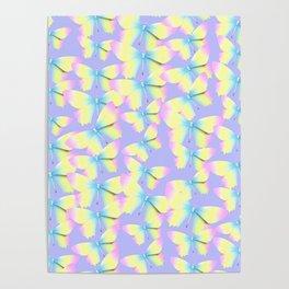 Buterflies Poster