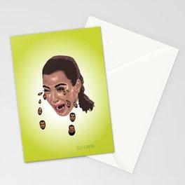 """Kryeezy"" by Lex Lumens Stationery Cards"