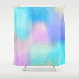 The Mindful Journey of a Shaman Shower Curtain