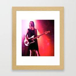 Uh Huh Her's Leisha Hailey Framed Art Print