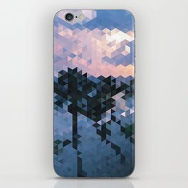 Palm Dawn iPhone Skin
