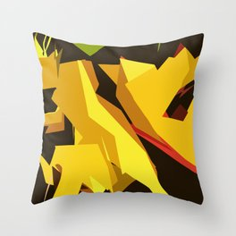 Flying Thoughts Throw Pillow
