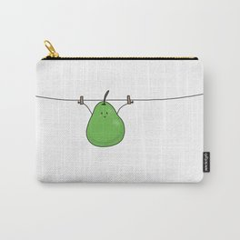 Hanging Pear Carry-All Pouch