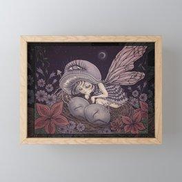 Fairy Dreaming Framed Mini Art Print