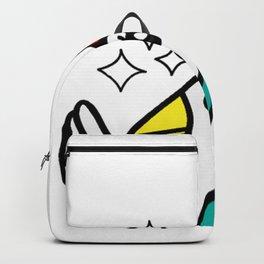 tyler duck is happy Backpack
