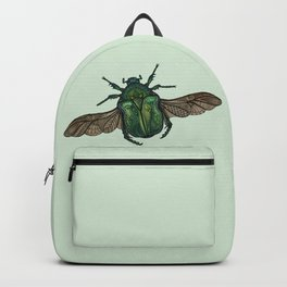 Egyptian Scarab Backpack