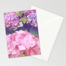 Hydrangeas Stationery Cards