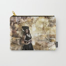 Dreaming of Paris Carry-All Pouch