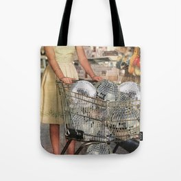 (Disco)unt Supermarket Tote Bag