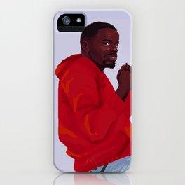 Boys / Wkabi iPhone Case
