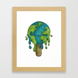 Need to Chill Framed Art Print