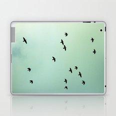 Art Of Flight #1 Laptop & iPad Skin