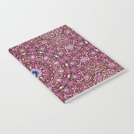 Floral Core Notebook