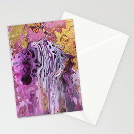 Violet Infusion Stationery Cards