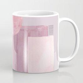 Mid-Century Pink Coffee Mug