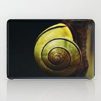 snail iPad Cases featuring Snail by LoRo  Art & Pictures