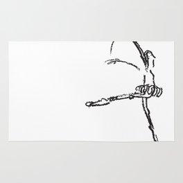 Bailarina Crayola Rug