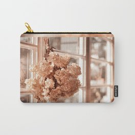 Tethered hydrangea or hortensia Carry-All Pouch